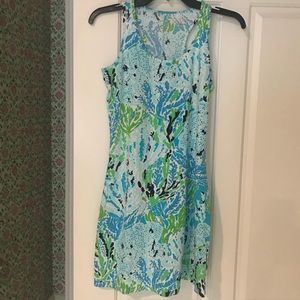 Lilly Pulitzer size XS cover up